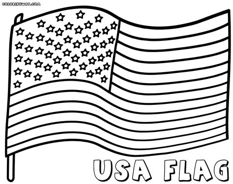 american flag coloring pages coloring pages