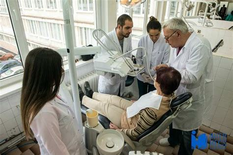 The program in human medicine is taught in english. Study Dentistry in Bulgaria   Inter HECS