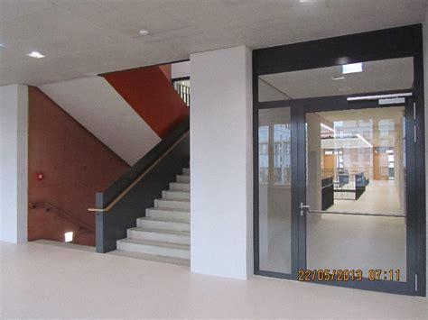 Riedberg Gymnasium In Frankfurt by Malers De