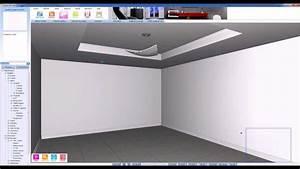 Comment Faire Un Faux Plafond : tutoriel intericad lite cr er un faux plafond youtube ~ Melissatoandfro.com Idées de Décoration