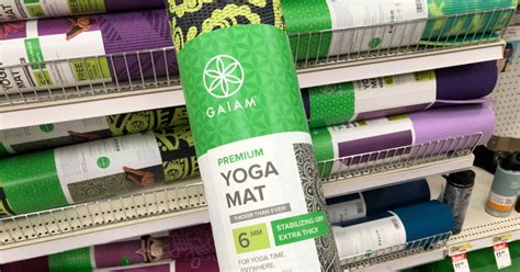 Jump Start Your Fitness Routine With 20% Off Gaiam Yoga