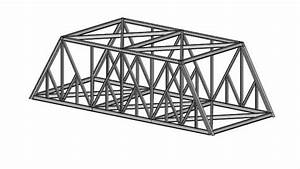 warren truss bridge 3d warehouse With truss bridges