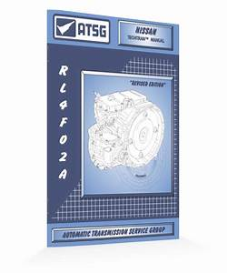 Nissan Rl4f02a Atsg Transmission Manual