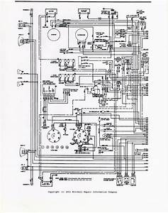 1969 Chevy Pickup Wiring Diagram