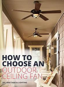 Indoor Vs  Outdoor Ceiling Fans  A Where To Use Guide