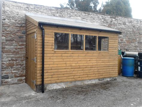 lean to shed morton garden buildings ltd cumbria gazebos garden