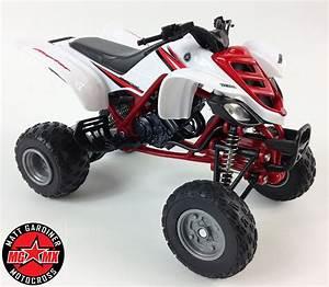 Quad Yamaha Raptor : yamaha raptor 660r 1 12 die cast atv quad motorbike toy ~ Jslefanu.com Haus und Dekorationen