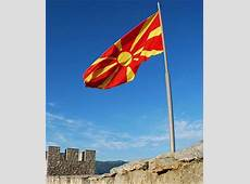 Macedonia Flags and Symbols and National Anthem