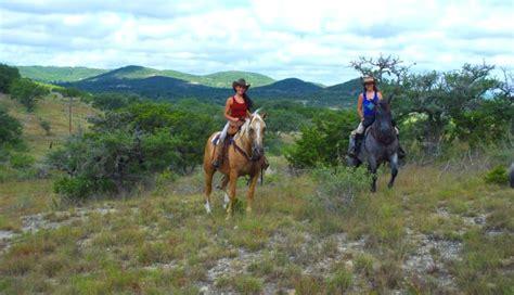 horseback riding san antonio texas hill country adrenaline