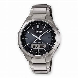 Radio Controlled Uhr Bedienungsanleitung : lcw m500td 1aer funkuhren casio online shop ~ Watch28wear.com Haus und Dekorationen