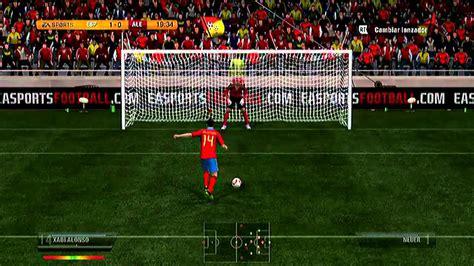 Fifa12  Españaalemania  Hablemos Sobre Los Juegos De