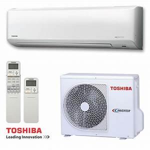 Inverter Air Conditioner Toshiba Suzumi Plus Ras