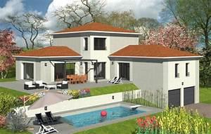 Sous Sol Maison : maison etage avec sous sol ~ Melissatoandfro.com Idées de Décoration
