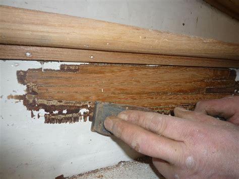 poncer un escalier en bois myqto