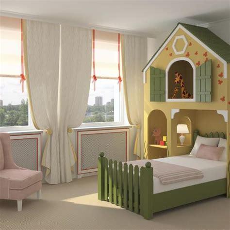 jeux de d馗oration de chambre idée décoration chambre fille 6 ans