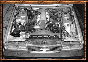 Volvo 700 V8 Series  V
