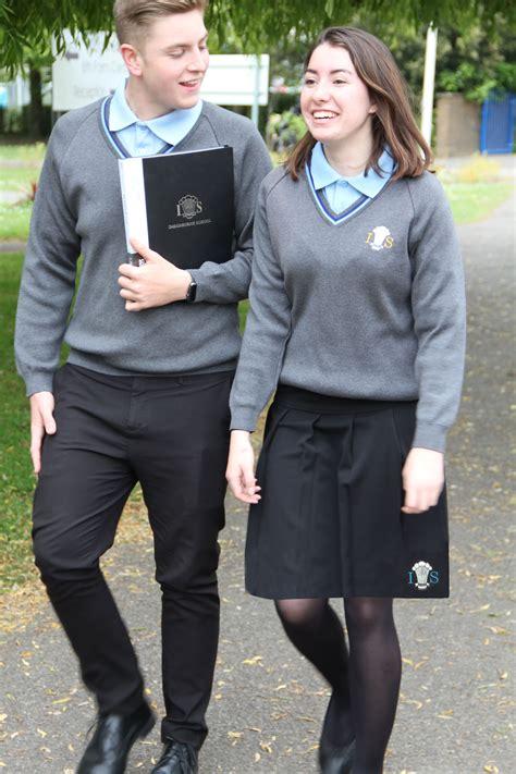 uniform  years     imberhorne school