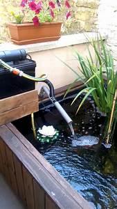 Bassin De Terrasse : id e de bassin de terrasse youtube ~ Premium-room.com Idées de Décoration