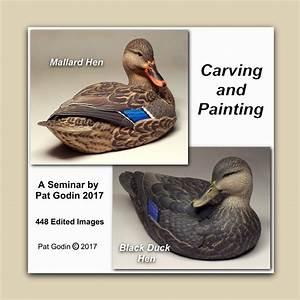 Hen Mallard Duck Decoy Painting Instructions