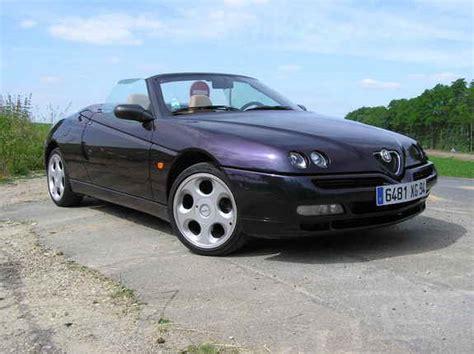 Estebandit 1998 Alfa Romeo Spider Specs, Photos