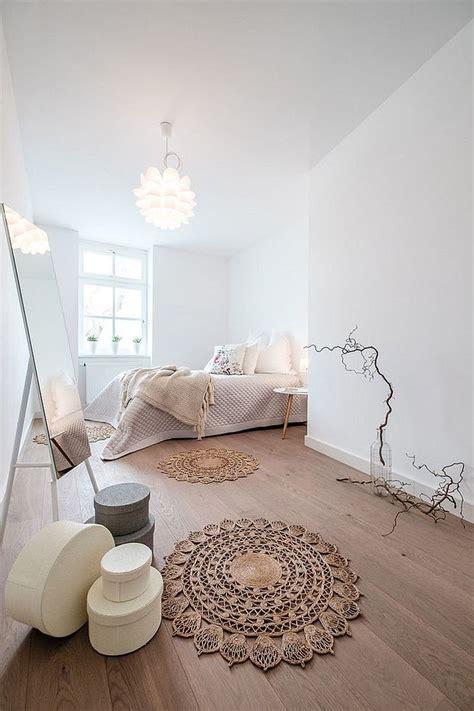 Wohnung Einrichten Ideen Schlafzimmer by Schlafzimmer Skandinavisch Einrichten 40 Tolle