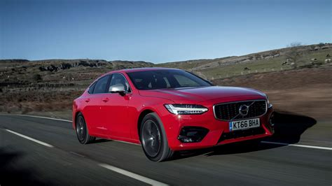 Volvo Car : Volvo S90 D5 R-design (2017) Review