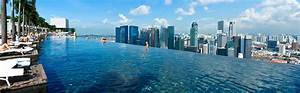 Infinity Pool Marina Bay Sands - Highest & Largest in the ...