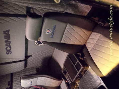 scania  curtains  autostyle