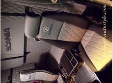 Scania 143 curtains A&T Autostyle