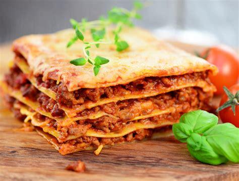fiche d organisation cuisine trois recettes de lasagnes bibamagazine fr
