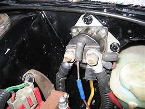 Ford Starter Switch Wiring Diagram For 1990