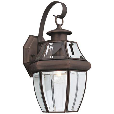 lancaster 14 quot high antique bronze outdoor wall light