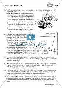 Geschwindigkeit Berechnen Aufgaben Lösungen : das urlaubsmagazin zeit und zeitzonen geld entfernungen geschwindigkeiten fl che volumen ~ Themetempest.com Abrechnung