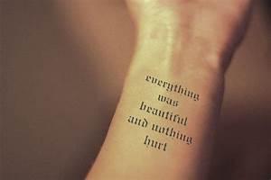 InknArt Tempora... Tattoo Temporary Quotes