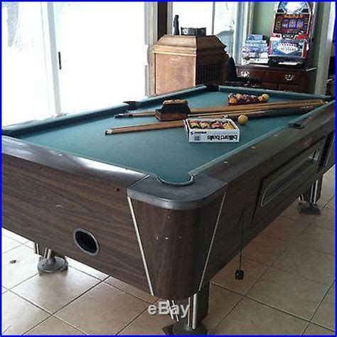 vending pool tables for sale billiards tables blog archive 8 ft slate valley pool table