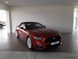 Used Ford Mustang 2.3 Ecoboost A/T Convertible | 2016 Mustang 2.3 Ecoboost A/T Convertible for ...