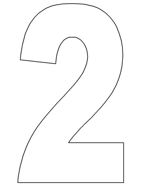 number  cake template toddler activities number