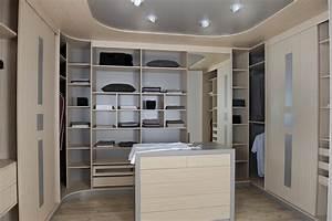 dressing cuisines couloir With modele de maison en u 7 dressing