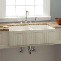 fireclay farmhouse sinks for kitchens kitchens os doors