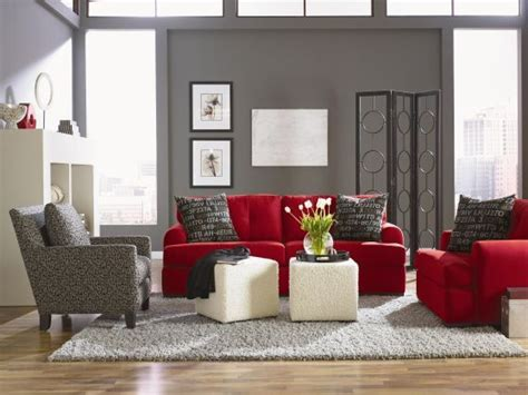 Wohnzimmer Grau Rot by 16 Gorgeous Grey Living Rooms With Details