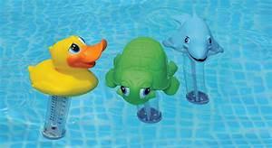 Thermometre De Piscine : thermom tre de piscine mod le animaux prix mini kokido ~ Carolinahurricanesstore.com Idées de Décoration