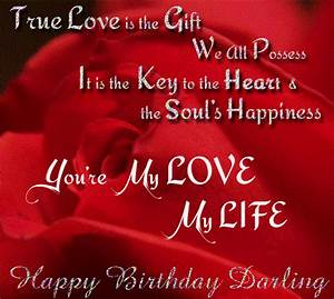 Happy Birthday Love Quotes for him or her - Happy Birthday