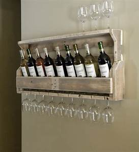 Father's Day Gifts Bar Unique Wine Racks by JNMRusticDesigns
