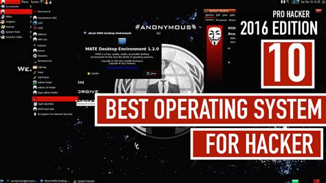 best os advice from a real hacker top 10 advanced operating