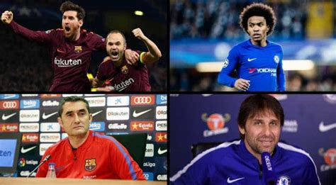 Champions League preview: Barcelona to host Chelsea at ...