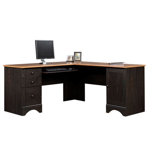 Sauder Harbor Desk Walmart by Sauder Harbor View Computer Desk