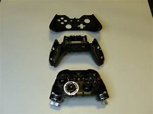 Xbox One Wireless Controller 1697 Teardown