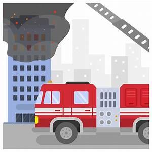 Firemen Free Vector Art