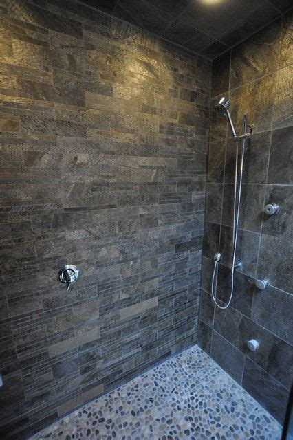 Badezimmer Fliesen Schiefer by 25 Best Ideas About Slate Shower On Slate