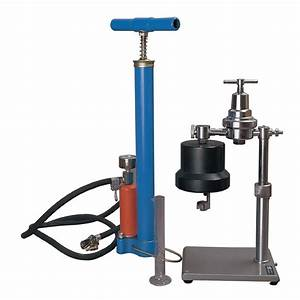 NS-1 Slurry Water Loss Tester - Lab Equipment Supply